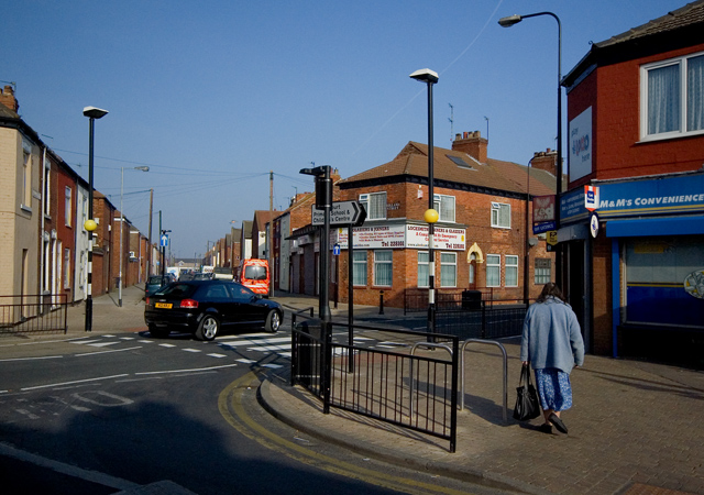 New Bridge Road, Hull