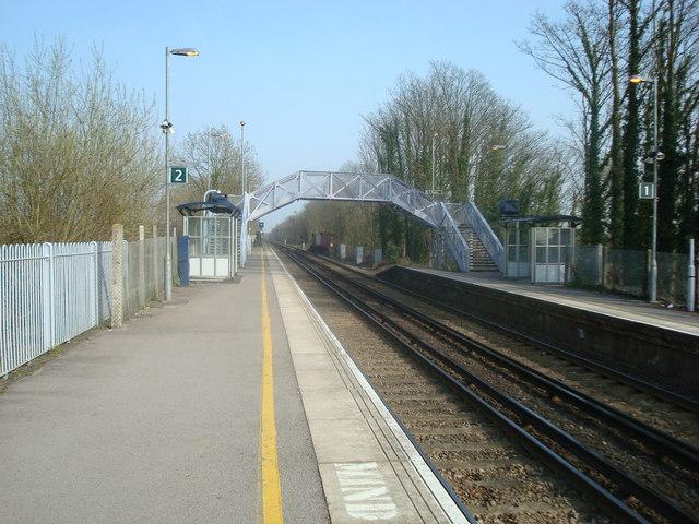 Godstone Station, Surrey