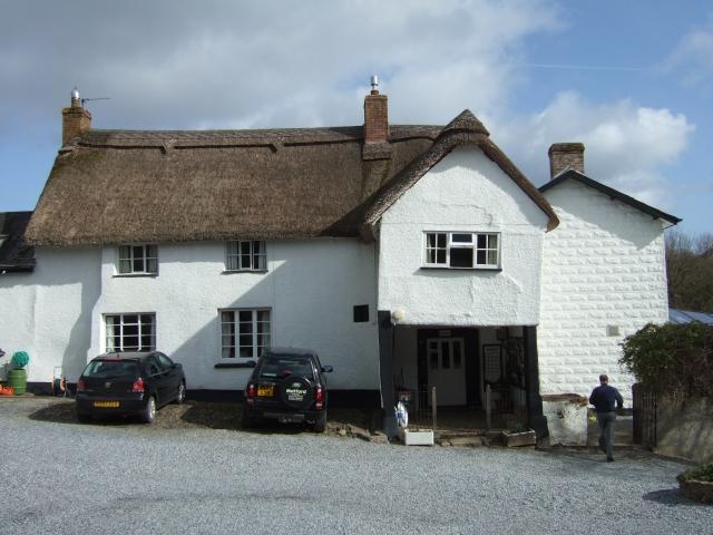 The Sheldon Centre (farmhouse)