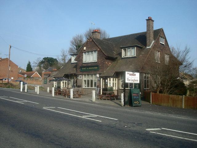 The Lagham Public House, Eastbourne Road, South Godstone, Surrey