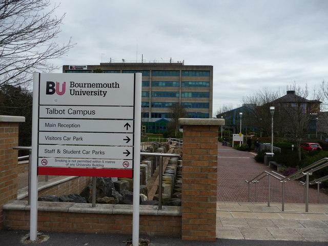 Poole : Bournemouth University