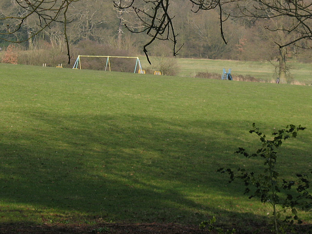 Playground near Debden Green