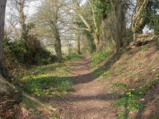 Burton, Avon Valley Path