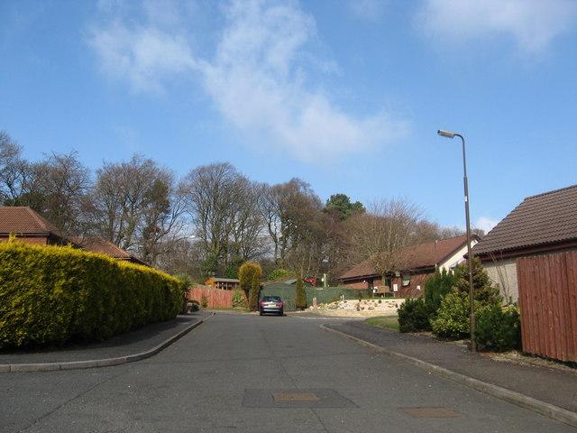 Beechwood Park in Livingston, West Lothian