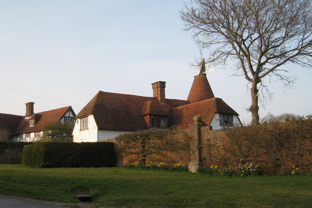 The Oast, Lake Street, Tidebrook, Mayfield, East Sussex