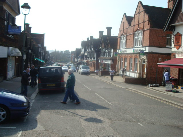 Station Road, Oxted, Surrey