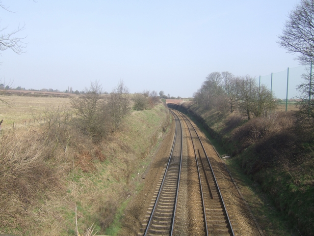 Worcester to Birmingham Railway