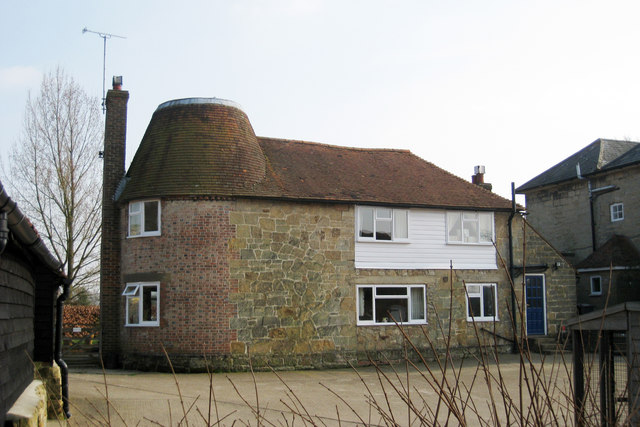 Oast House at Highfields Farm, Lake Street, Mayfield, East Sussex