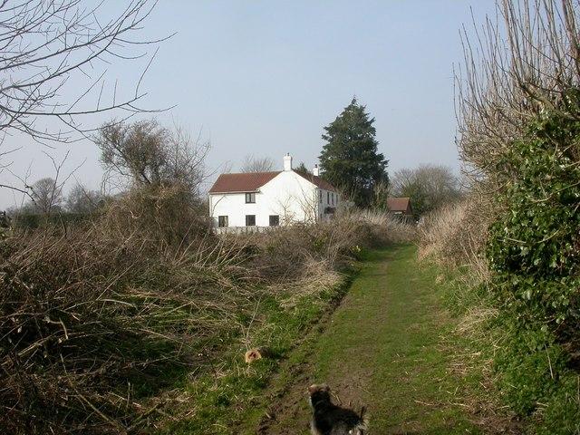 Winkton, Holfleet Cottage