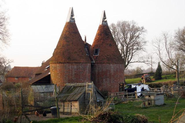 Oast House at Earlye Farm, Partridge Lane, Wadhurst, East Sussex