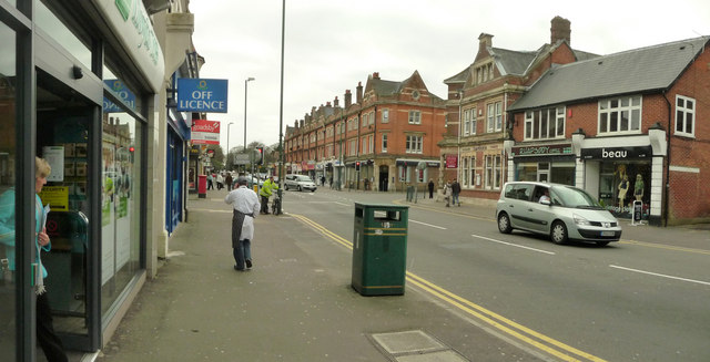 Bournemouth : Winton, Wimborne Road