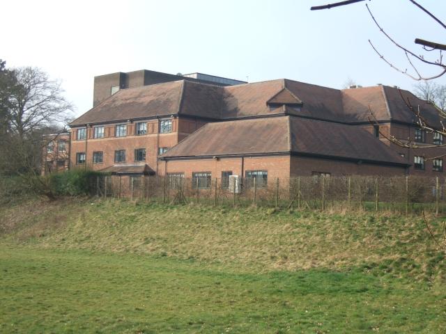 Peter Scott House, University of Birmingham