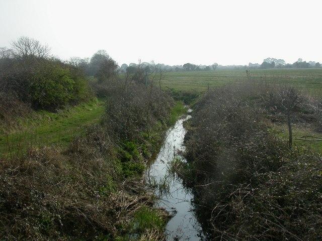 Winkton, stream