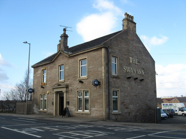 The Swan Inn, Chapelhall, North Lanarkshire