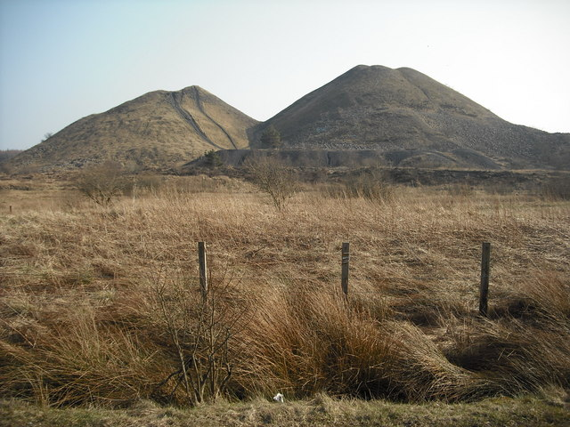Colliery waste