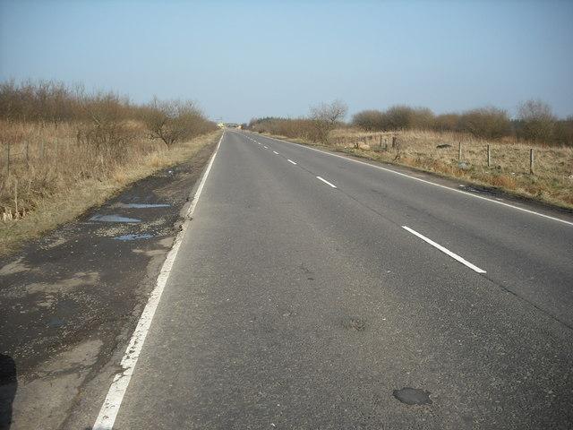 Calderhead Road