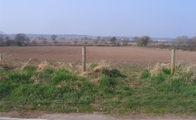 Arable, King's Hill Lane