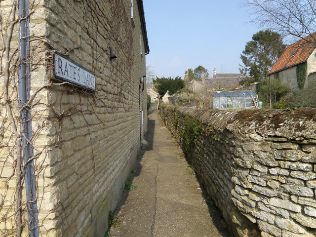 Narrow Lane