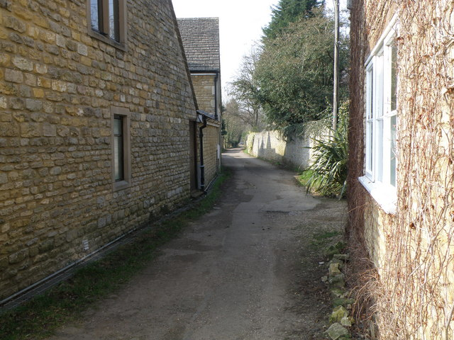 Church Walk, Kings Cliffe