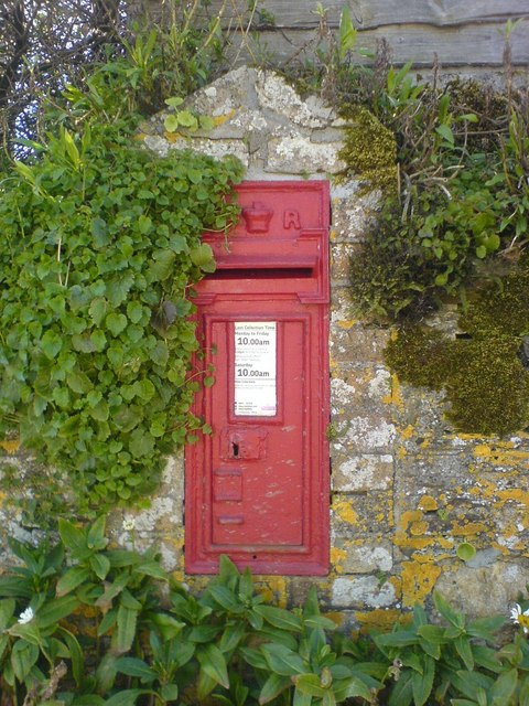 Talskiddy Post box