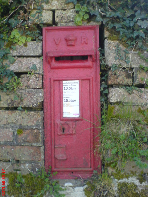 Lanhainsworth Postbox