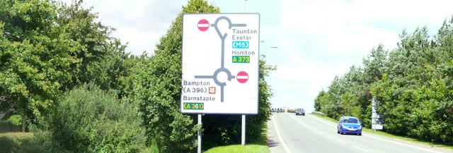 Tiverton : Heathcoat Way