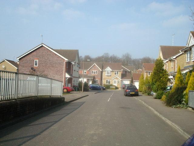 Haworth Road, Maidenbower, Crawley, West Sussex