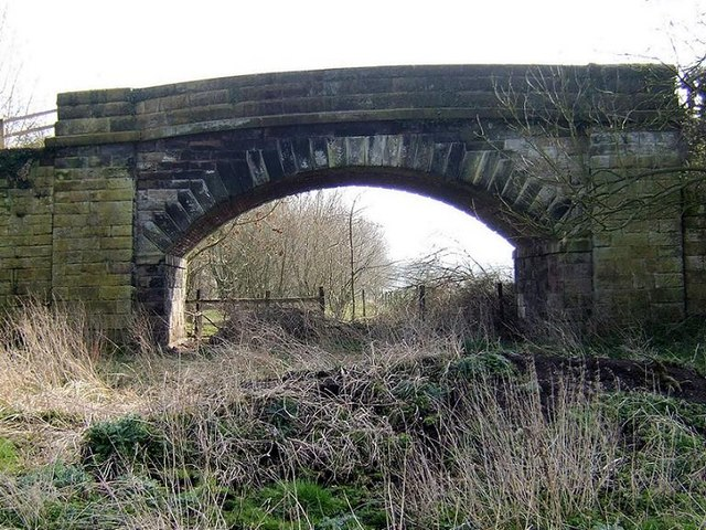 North Staffordshire Railway Bridge
