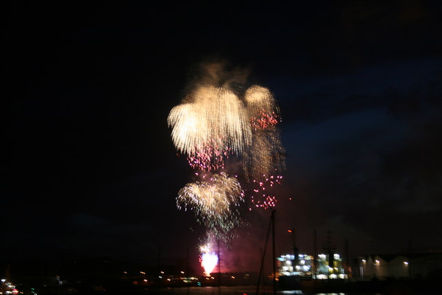 Plymouth Fireworks Championships