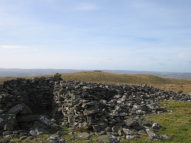 Garn Gron's double summit