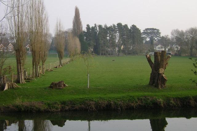 Riverside grazing land, Myton, Warwick
