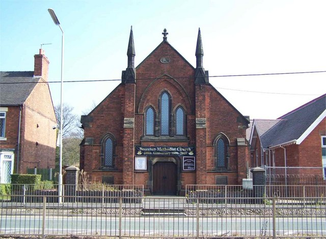Brereton Methodist Church