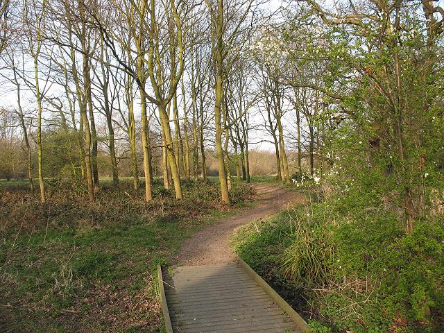 Linder's Field nature reserve