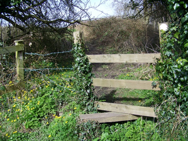 Stile, Upper Vobster