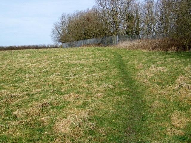 Footpath, Upper Vobster
