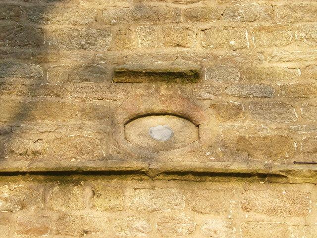 """""""The Eye of God"""", St Mary's Church"""