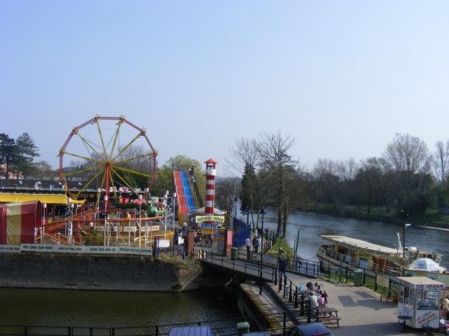 Danters Riverside Amusements