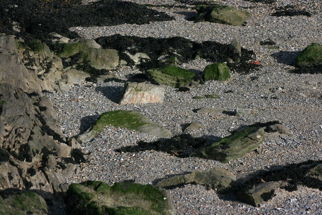 Foreshore at Mount Batten