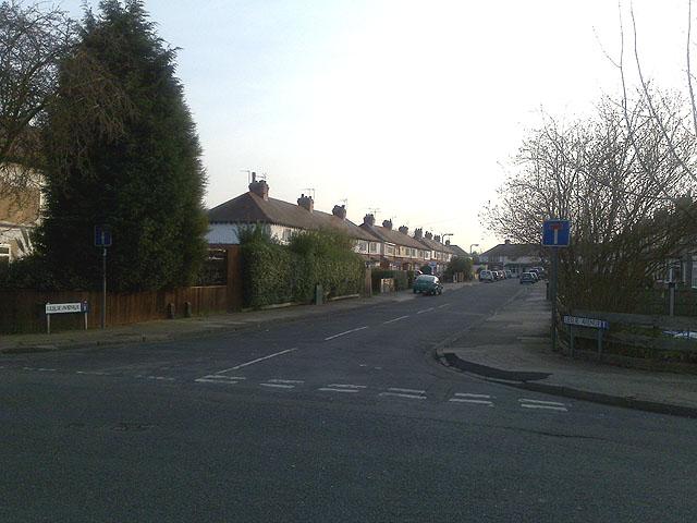 Leslie Avenue, Beeston
