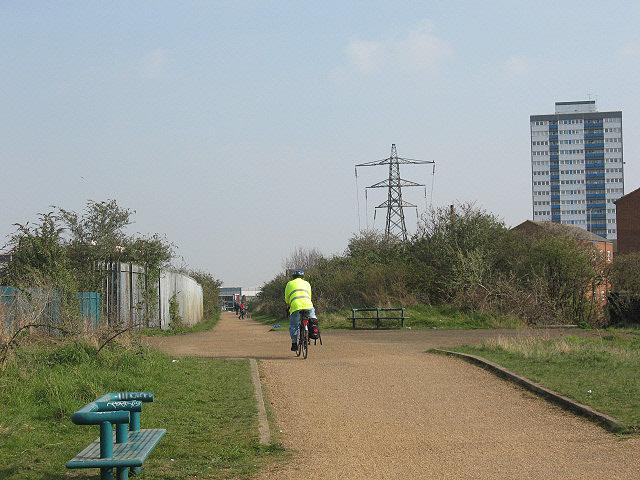 The Greenway at Stratford Marsh