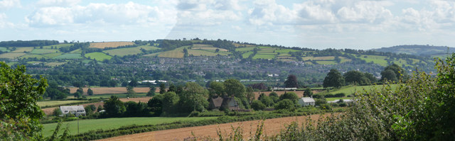 Tiverton : Hillside View