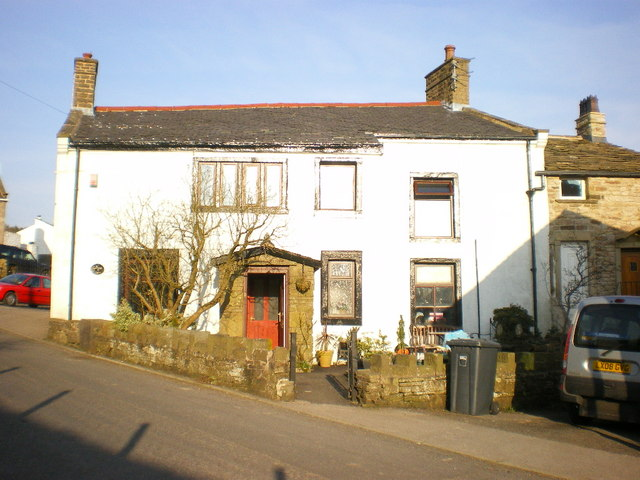 The Old Friendly Inn