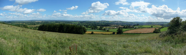 Mid Devon : Countryside View