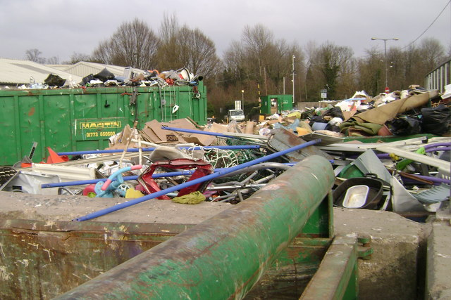Recycling Centre, Prince's Drive, Leamington Spa