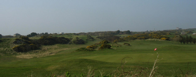 The Bull Bay Golf Course