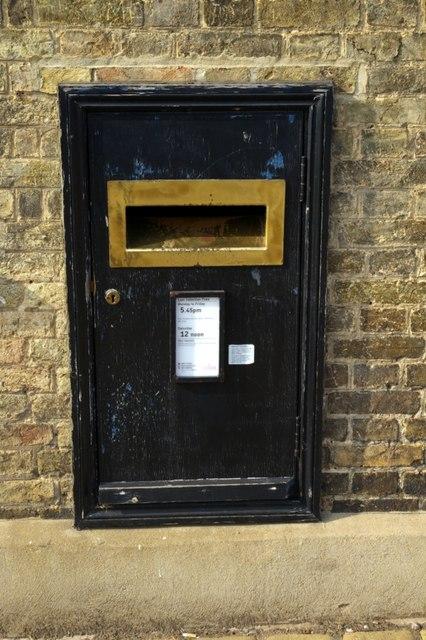 Black mail?