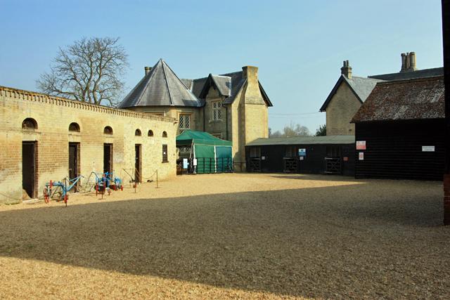 Home Farm, Wimpole Hall