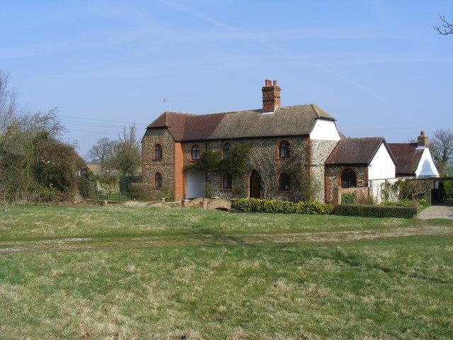 House in Stebbing Green