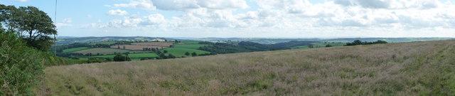 Mid Devon : Countryside & Fields