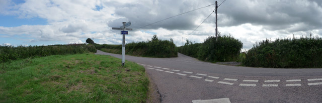 Mid Devon : Van Post Junction